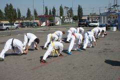 Pokazaz   karate