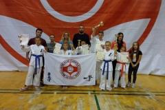 VII Turniej Karate Kyokushin , Ciechanów 2017