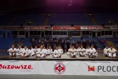 XIV Mistrzostwa Polski Seniorów Open i Kata Karate Kyokushin Płock 21 | 12 | 2013