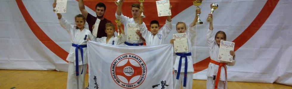VII Turniej Karate Kyokushin o Puchar Prezydenta Miasta Ciechanów.