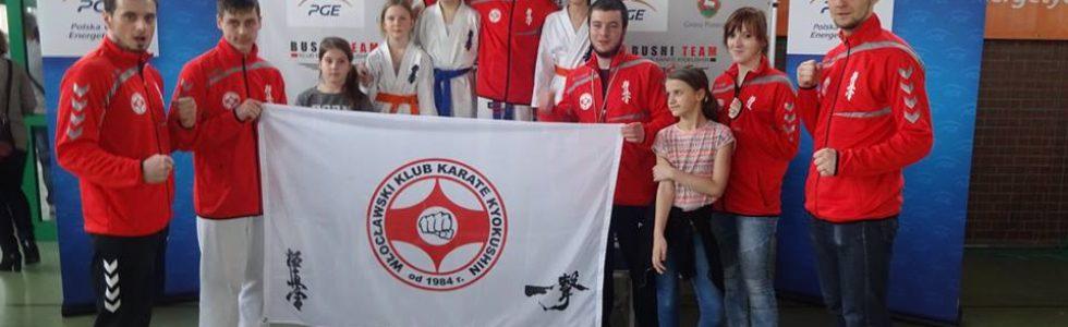 VII PIASECZYŃSKI TURNIEJ KARATE KYOKUSHIN IKO MAZOVIA CUP 2018, Piaseczno 24-03-2018